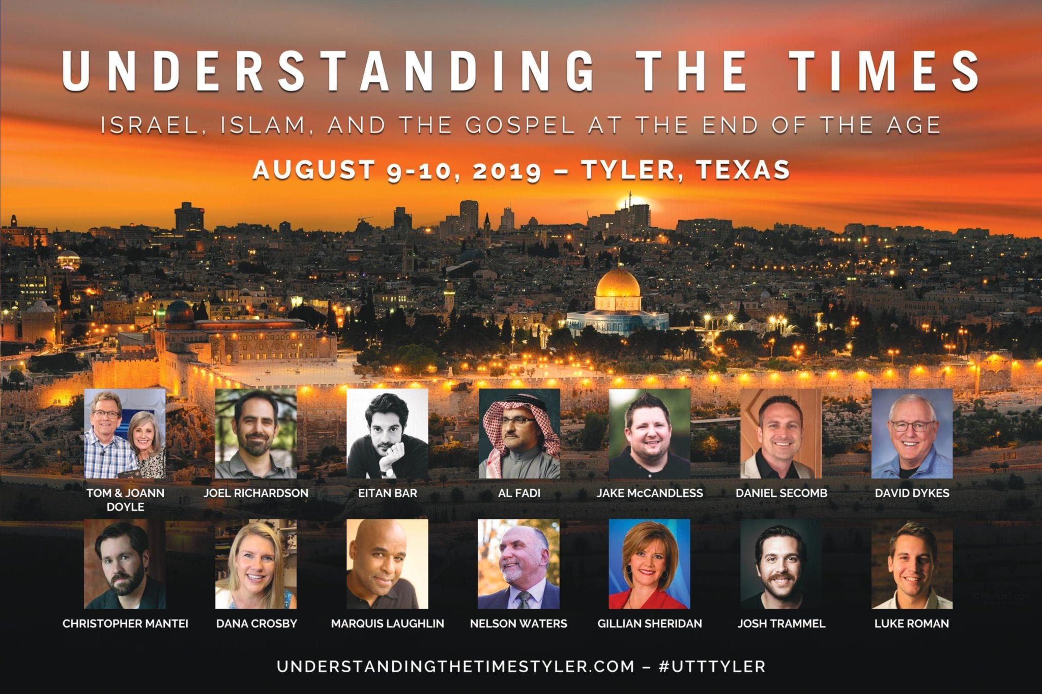 Understanding the Times: Israel, Islam, and the Gospel at