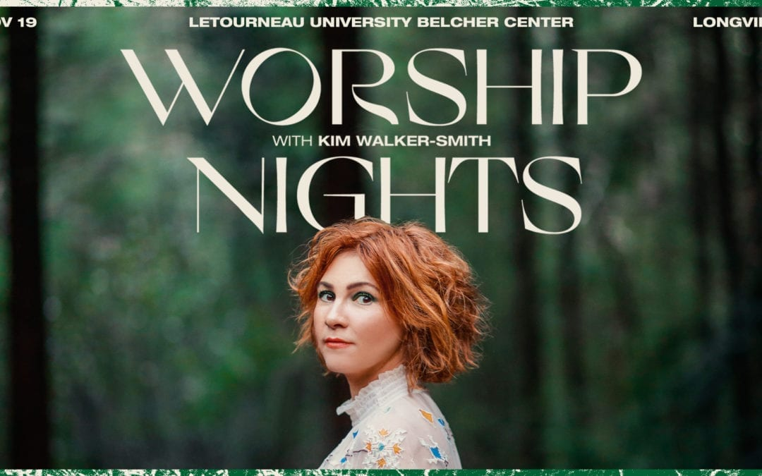 Kim Walker-Smith: Worship Nights Concert