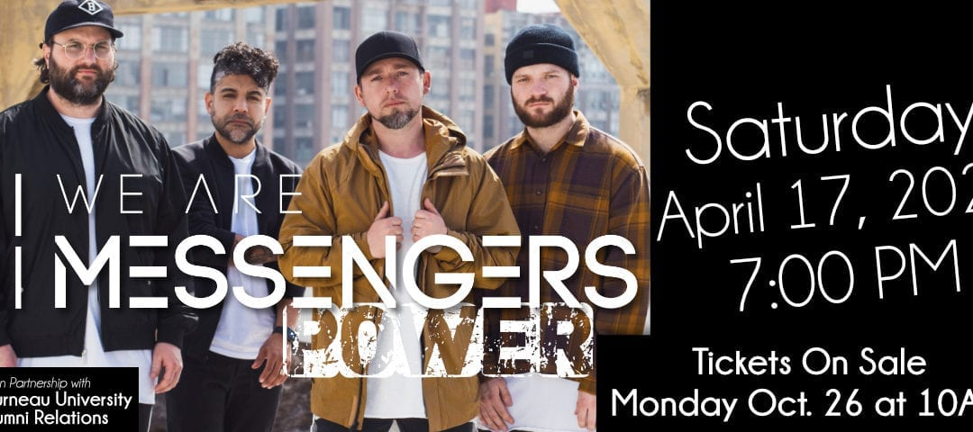 We Are Messengers: Power Concert